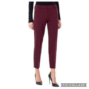 Liverpool Kelsey Super Stretch Ponte Crop Trouser